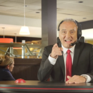 TVC: Pizza Hut et Ron!
