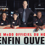 TVC: McDonald's Hockey restaurant