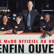 TVC: McDonald's Hockey restaurant